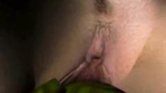 Disgusting lizard monster fucked pussy of helpless girl