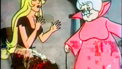 Old lady cartoon porn