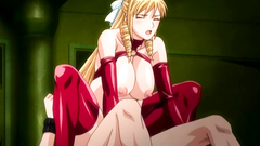 Rough fetish games for a nughty hentai slut