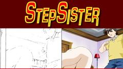 Step sister hentai BDSM adventures in xxx video clip