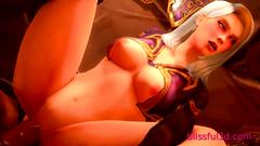 Warrior Princess fucked hard