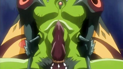 Horny green goblin with big cock fucks lovely cutie
