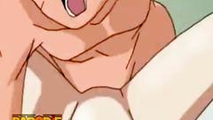 Naruto fucks his sexy partner in hentai cartoon