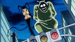 Crazy monsters in hentai erotic cartoon
