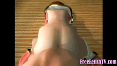 3D Tiny Doll with Huge Tits Drilled Hard