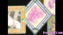 Petite Hentai Pussy Fingered and Fucked