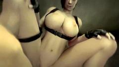Jill 3d hentai