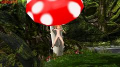 Matsukine and Mushroom